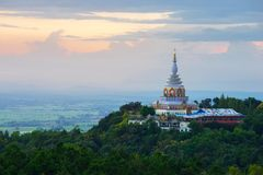 Wat Thaton Thaton temple in Chiang Mai Royalty Free Stock Images