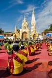 Wat Thatphanom Arkivbilder