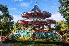 Wat Thawornwararam temple Stock Photography