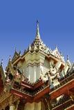 Wat Thep Charoen κοντά σε Chumphon, Ταϊλάνδη Στοκ Εικόνες