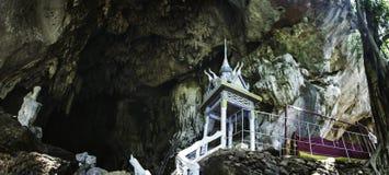 Wat Thep Charoen κοντά σε Chumphon, Ταϊλάνδη Στοκ Φωτογραφίες