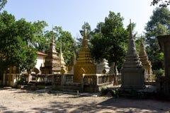 Wat Thmey Killing Field Images libres de droits