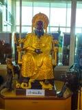 Wat That Thong kinesgudinna Royaltyfri Foto