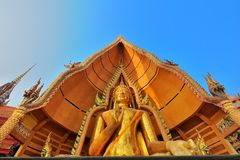 Wat Thum Sua Fotografia Stock