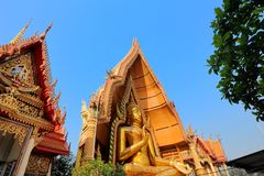 Wat Thum Sua Fotos de Stock Royalty Free