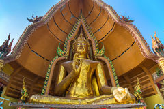 Wat Thum Sua. Temple in Thailand Royalty Free Stock Images