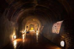 Wat Thum Umong, Chiangmai, Tailandia Fotografia Stock