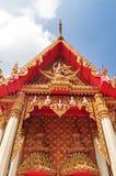 Wat thumsua Kanchanaburi Fotografering för Bildbyråer