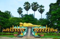 Wat Thung Yang на провинции Uttaradit Стоковые Изображения