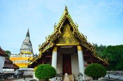 Wat Thung Yang на провинции Uttaradit Стоковые Фото