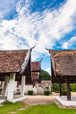 Wat Ton Gwan major tourist attraction, Chiangmai, Thailand. This Stock Photos