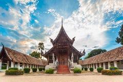 Wat Ton Gwan major tourist attraction, Chiangmai, Thailand. This Royalty Free Stock Photos