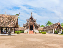 Wat Ton Kain, Old temple  in Chiang Mai Thailand. Stock Image