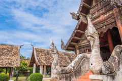 Wat Ton Kain, Old temple   in Chiang Mai Thailand. Royalty Free Stock Photos