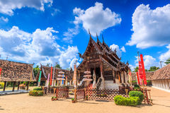 Wat Ton Kain, Tailandia Imagen de archivo