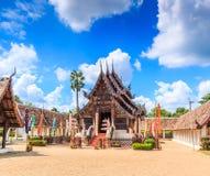 Wat Ton Kain, Tailandia Immagini Stock