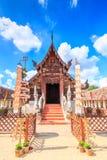 Wat Ton Kain, Tailandia Foto de archivo