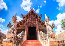 Wat Ton Kain, Thailand Royalty Free Stock Photos