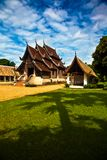 Wat Ton Kwan of Chiang Mai2 Stock Photography