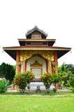 Wat Tophae на Khun Yuam в провинции Mae Hong Son северного Таиланда стоковая фотография rf