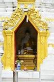 Wat Tophae на Khun Yuam в провинции Mae Hong Son северного Таиланда стоковые изображения