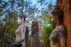 Wat Tra Phang Ngoen Temple på historiska Sukhothai parkerar, Thailand Royaltyfri Foto