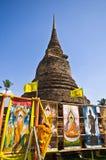 Wat Tra Thang Phang stock afbeeldingen