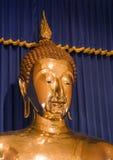 Wat Trai Mit Buddha royalty free stock photography