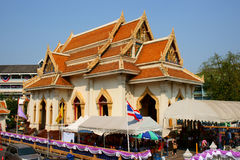 Wat Traimit Royalty Free Stock Photos