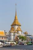 Wat Traimit temple Stock Photos