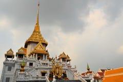 Wat Traimit temple in Chinatown, Bangkok, Thailand Royalty Free Stock Image