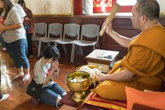 Free Wat Traimit Temple In Bangkok Stock Image - 109478151