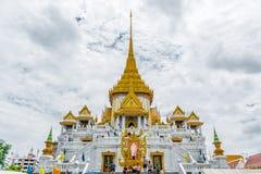 Wat Traimitr, Μπανγκόκ Ταϊλάνδη Στοκ εικόνες με δικαίωμα ελεύθερης χρήσης
