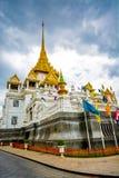 Wat Traimitr, Bangkok Tailandia Fotografia Stock Libera da Diritti