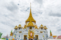 Wat Traimitr, Banguecoque Tailândia Imagens de Stock Royalty Free