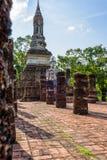 Wat Traphang Ngoen-Tempel Stockfotografie
