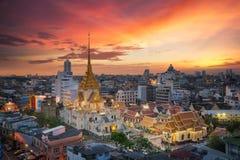 Wat Trimit Стоковое Фото