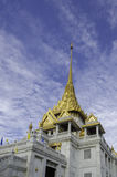 Wat Trimit, Bangkok, Thailand. Famous for its gigantic Royalty Free Stock Photo