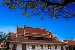Wat Tritossathep/Phra Nakhon Bangkok Tailandia Imágenes de archivo libres de regalías