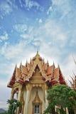 Wat tum sua in kanchanaburi, thailand. Wat tum sua in kanchanaburi province, thailand Stock Images
