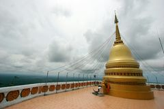 Wat Tum Sue, Thailand Royalty Free Stock Images