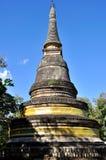 Il Chedi di Wat Umong Fotografia Stock