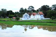 Wat Uposatharam (Wat Bot) Temple Stock Image