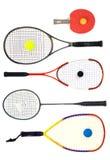 Wat uw racket is royalty-vrije stock afbeeldingen