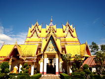 Wat Vang Vi Wenk Stock Image