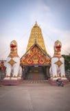 Wat Wang Wiwekaram Foto de archivo