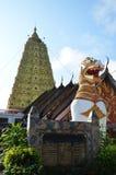 Wat Wang Wiwekaram Sangkhlaburi Kanchanaburi Thailand Stock Images
