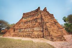 Wat Wora Pho Royalty Free Stock Image