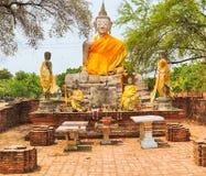 Wat Wora Pho Royalty Free Stock Photos