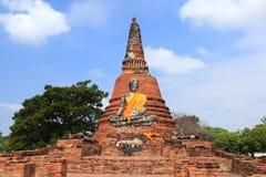 Wat Worachatha Ram Royalty-vrije Stock Afbeelding
